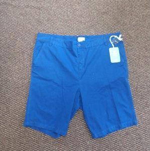 NWT Caribbean Joe women's shorts size 16W